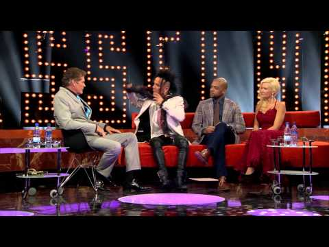 <b>The David Hasselhoff Show - Finland</b>