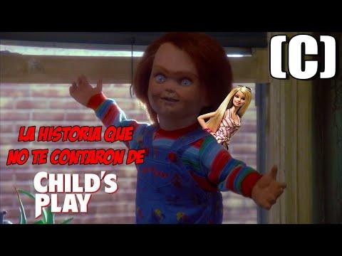 La Historia Que No Te Contaron De Chucky   Chucky La Rata