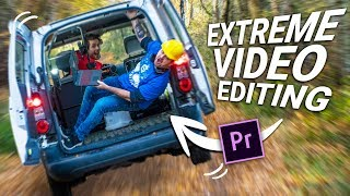 OFF-ROAD VIDEO EDITING CHALLENGE | CB02
