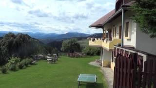 preview picture of video 'Eberstein, Ausztria, Bioland Arche'