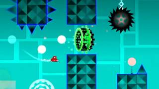 Geometry Dash - Theory Of Everything GLITCH