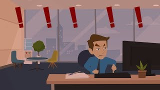 IT and Managed Services Provider animated video about Cloud Backup and File Recovery