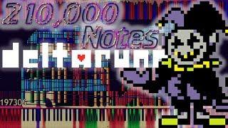 Black MIDI] Undertale -