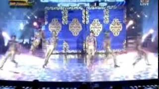 Showtime Season 2 Grand Finals (Laoag City Gymnastics Group)