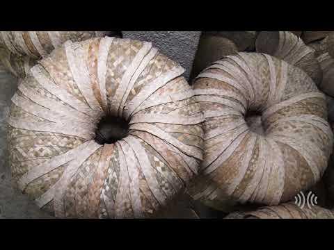 Em Cantagalo, artesão mantém produção familiar centenária