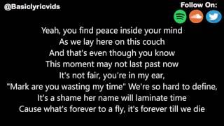 Witt Lowry   Lay Here (Lyrics)