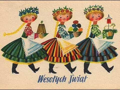 Chór Opery Warszawskiej  (Warsaw Opera Choir) 1910 - Wesoły nam dzień dziś nastał (Our Happy Day