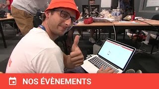 [BEST OF] Hackathon Matmut du 25 au 26 juin 2016 - YouTube
