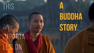 A Short Buddha Story that Will Teach You An Important Lesson