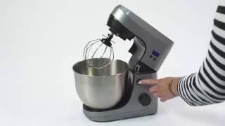 Кухонный комбайн Clatronic КМ 3610 Германия от компании PolyMarket - видео
