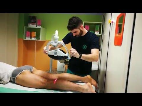 LFK Bubnovskaya con artrosi dellarticolazione dellanca
