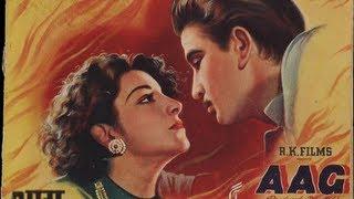 Aag  1948 Film  Bollywood Old Hindi Songs  Raj Kapoor & Nargis  Audio Jukebox