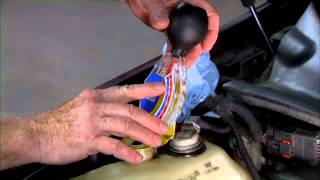 How to Check your Car's Coolant VIDEO | Advance Auto Parts