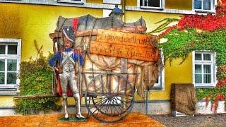 preview picture of video 'Völkerschlacht 2014 Liebertwolkwitz - Ein Dorf im Jahre 1813 - 17.10.2014'
