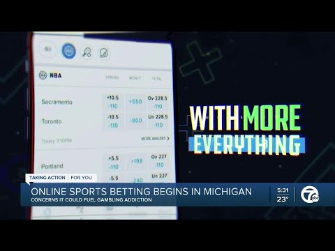 Online sports betting is live, could be the next Amazon