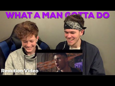 Reacting to What A Man Gotta Do By The Jonas Brothers