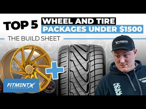 Top 5 Wheel and Tire Packages Under $1500