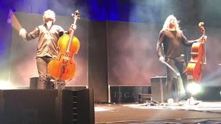Apocalyptica — Welcome Home (Sanitarium) — Live in Riverside, California 2018-05-11 (front row)