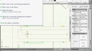 Creating Plumbing System— AutoCAD MEP 2011