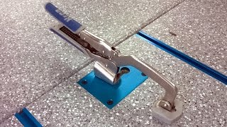How To | Install Kreg Bench Clamp System | Dave Stanton