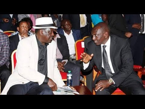 Raila wants a referendum on the BBI document, leaders have divided opinion over the BBI Report