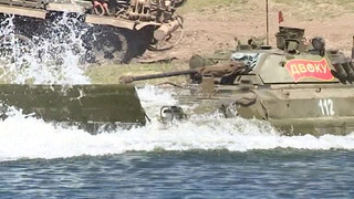 """Российские военные начали отбор на """"Армейские международные игры"""""""