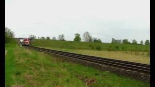 preview picture of video 'SP32-206 PR i M62-1686 PPMT w Łągu'