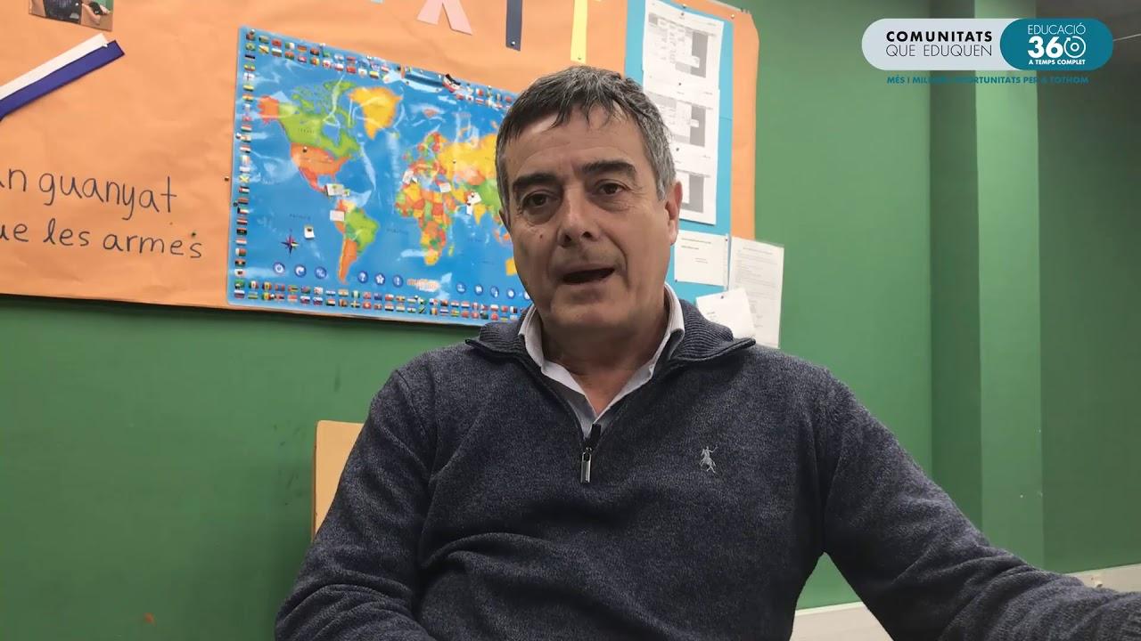 Projectes Educatius Comunitaris: personalitzar l'aprenentatge (Enric Canet)