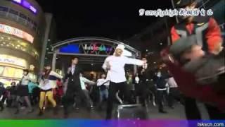 Одержимые мечтой, Dream High 드림하이 Ep16 Flash Mob part