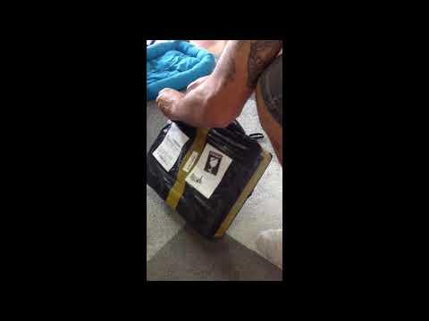 unboxing brasil hubsan501m