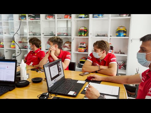 FIA F3   Preparing Paul Ricard with Dennis Hauger, Arthur Leclerc & Olli Caldwell