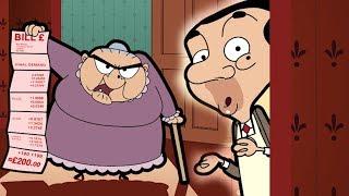 The Heating Bill | Funny Episodes | Mr Bean Cartoon World