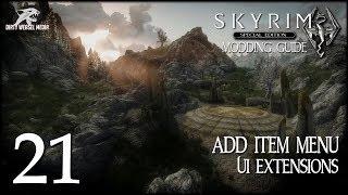 Add Item Menu SE - Skyrim Special Edition Modding Guide Ep.21