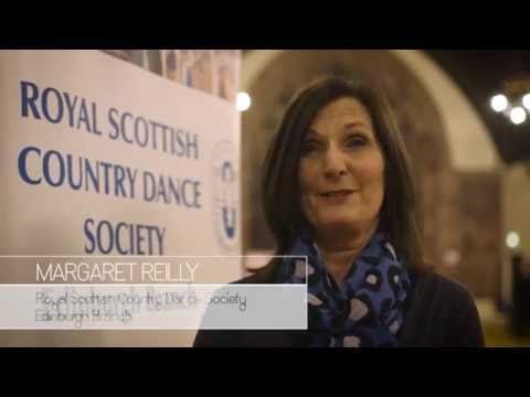 Scottish Country Dancing video