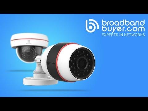 EZVIZ C2 Mini Indoor HD WiFi Network IP Camera w/ 5m Night