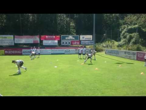 ATSV Neuzeug U13 Trainingsübung Challenge