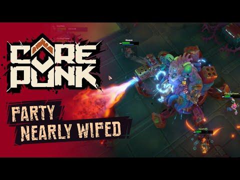 Corepunk : Corepunk - Announcement Gameplay Trailer