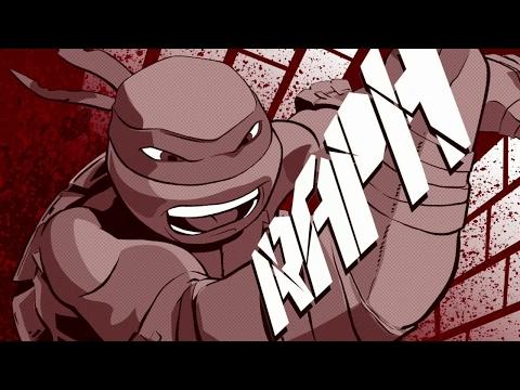 TMNT: Рафаэль   SkilleT - Monster