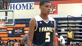 Ronaldo Segu New Mixtape! One Of The Craftiest Point Guards In The Country!