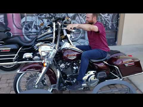 2018 Harley-Davidson Road King® in Temecula, California