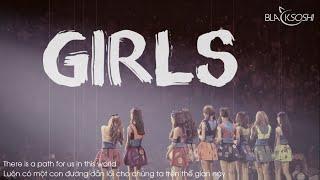 GIRLS' GENERATION - Never Gonna Look Back, GIRLS