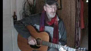Jim Bruce Blues Guitar - Reap What You Sow - Mance Lipscomb (Cover)