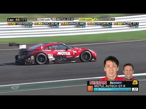 スーパーGT第5戦富士500マイルレース レース実況動画 PART7