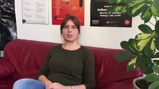 Weitere Fragen? Schreib Monja: frag.mich@cemis.uni-goettingen.de