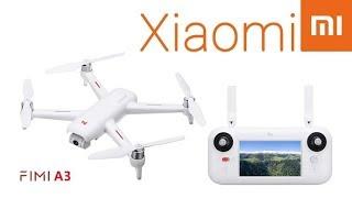 Квадрокоптер FIMI A3 Drone White від компанії CyberTech - відео 1