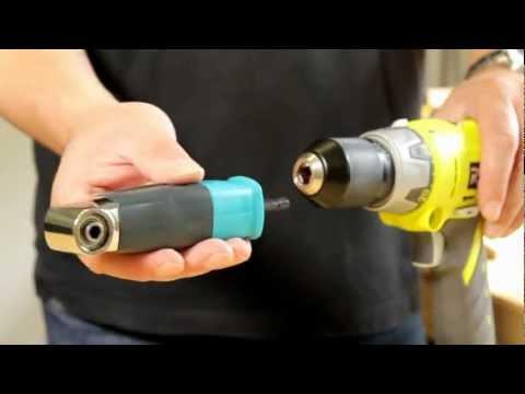 wolfcraft Winkelgetriebe (Art.-Nr- 4688000)