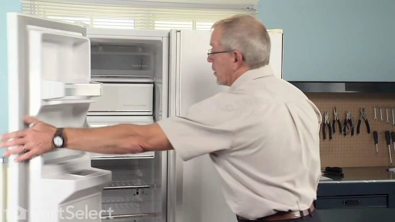 Replacing your Whirlpool Refrigerator Ice Bin Auger Drum
