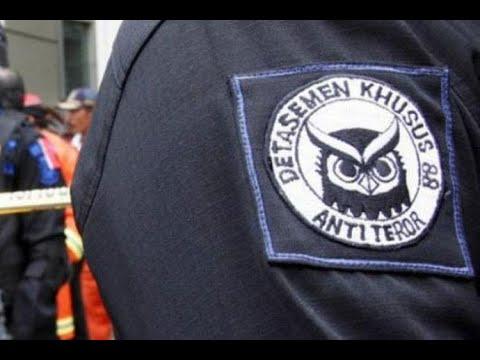 Tambah 1 Lagi, Total 34 Terduga Teroris Jaringan JAD Ditangkap di Kalteng