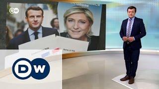Исторические выборы во Франции - DW Новости (24.04.2017)