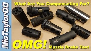 AR15 Compensators - Do They Really Reduce Recoil ?